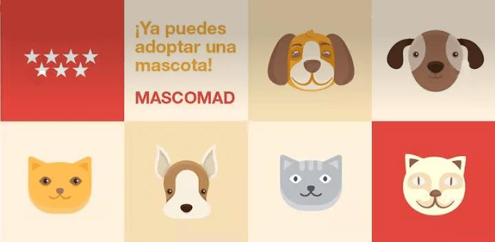 Aplicación MascoMad