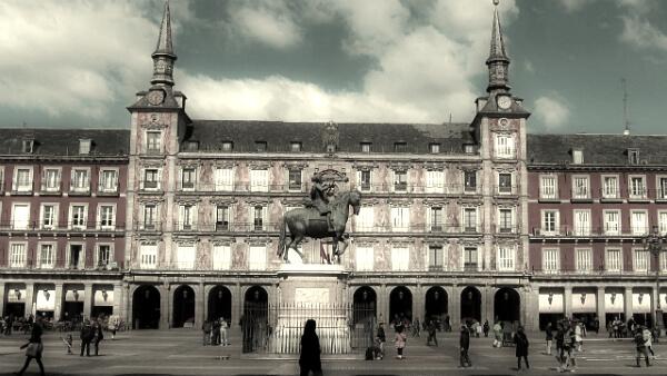 Actividades septiembre en la Plaza Mayor. 400 años