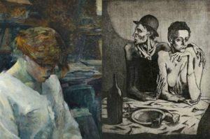 Exposcion Picasso-Lautrec
