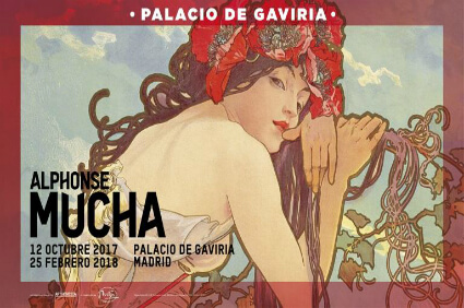 Exposicion de Alphonse Mucha