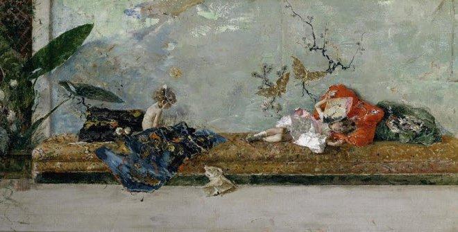 Exposición Mariano Fortuny