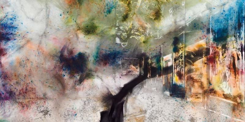 El espíritu de la pintura de Cai Guo-Quian