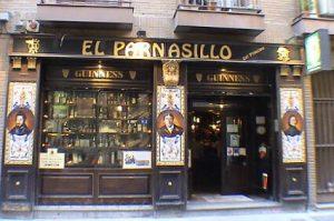 Cafes históricos de Madrid
