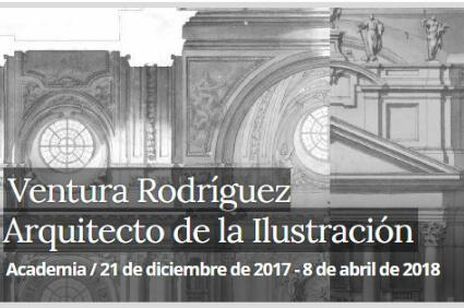 Exposición Ventura Rodriguez