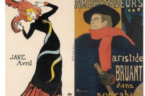 Toulouse-Lautrec y los placeres de la Belle Époque