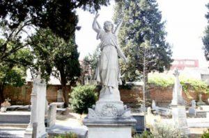 Cementerio inglés de Madrid