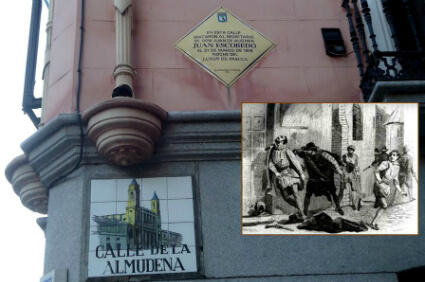 Ruta guiada: el Madrid negro.Crímenes históricos en la capital.