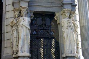 ruta guiada por el Madrid mitológico