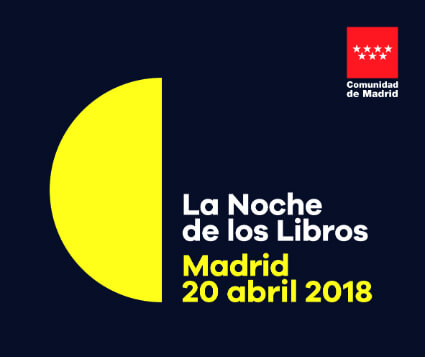 La noche de los libros Madrid 2018