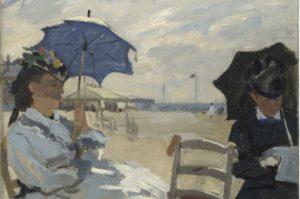 Monet y Boudin museo Thyssen