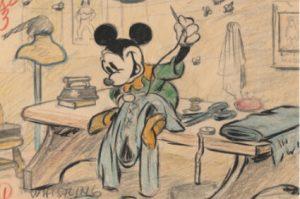 Disney. El arte de contar historias