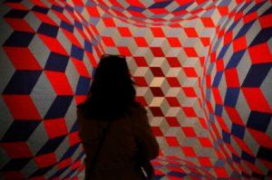 visita guiada a la exposición Víctor Vasarely