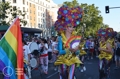 Orgullo Gay 2018 Madrid