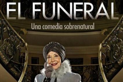 Vamos al teatro. El funeral