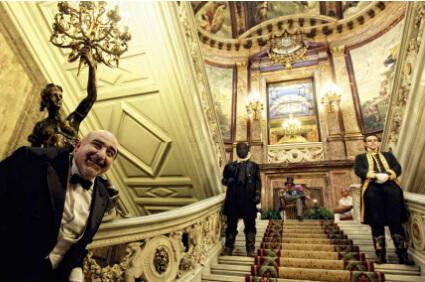 Visita teatralizada al Palacio de Linares