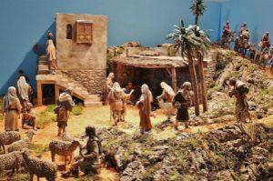 Ruta guiada por los belenes y tradiciones navideñas en Madrid