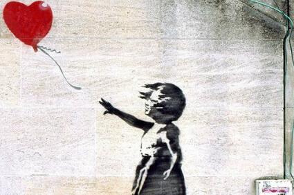 Visita exposición de Banksy