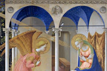 visita guiada exposición Fra Angelico