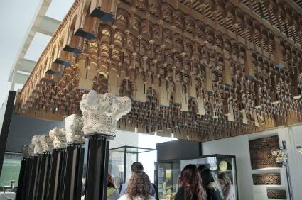 Visita guiada al Museo Arqueológico