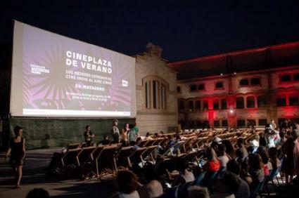 Cineplaza de Verano Matadero
