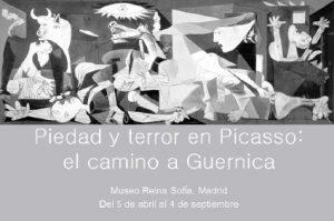 Conferencia Piedad y terror en Picasso
