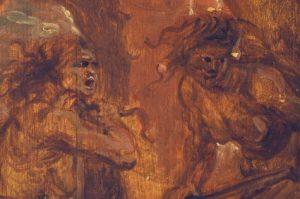 Conferencia Rubens el bocetista mas importante de la pintura europea
