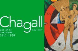 Documental Chagall los años decisivos