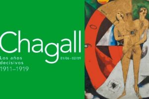 Documental Chagall los años decisivos