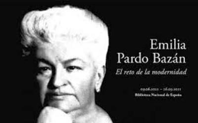 Expo Emilia Pardo Bazán El reto de la Modernidad