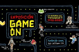 Exposición Game on