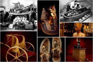 Exposición Tutankhamón la tumba y sus tesoros