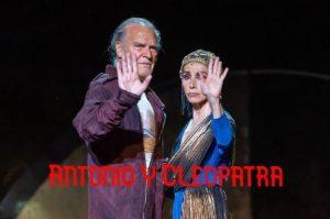 Vamos al teatro Antonio y Cleopatra