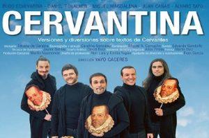 Vamos al teatro Cervantina