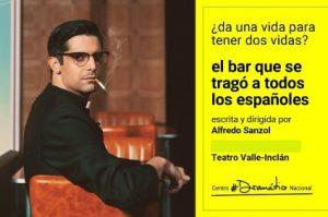 Vamos al teatro El bar que se trago a todos los españoles