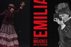 Vamos al teatro Emilia