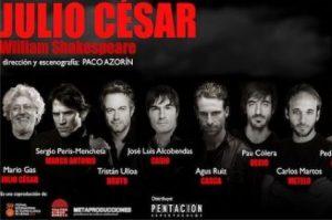 Vamos al teatro Julio Cesar