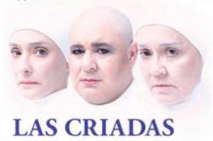 Vamos al teatro Las criadas