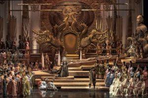 Vamos al teatro Opera Turandot