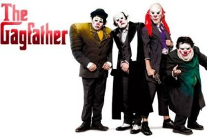 Vamos al teatro The gagfather
