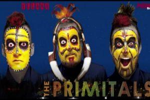 Vamos al teatro the primitals