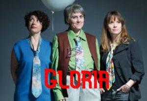 Vamos al teatro. Gloria