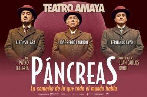 Vamos al teatro. Páncreas