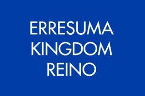 Vamos al teatro.Erresuma Kingdom Reino