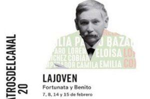 Vamos al teatro Fortunata y Benito