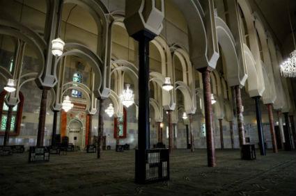 Visita guiada a la mezquita de la M-30