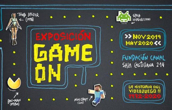 game on exposicion